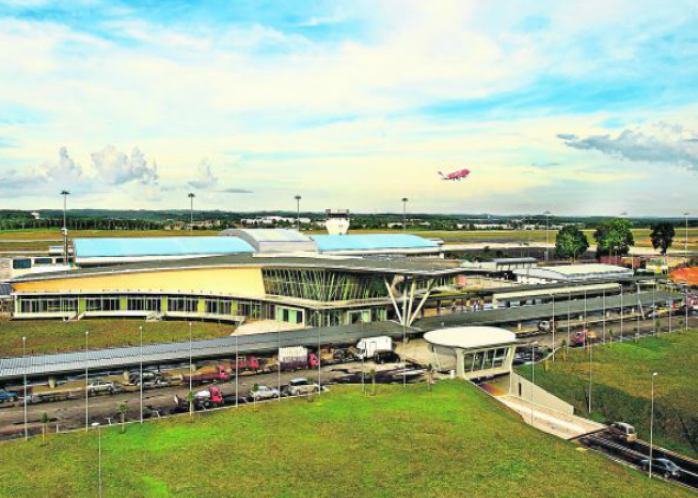With the new route to Guangzhou, China, the Johor-based airport has made Johoreans travelling to China significantly more convenient.